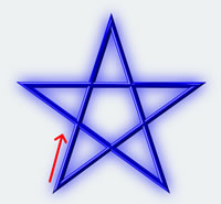 Pentagram Arrow2
